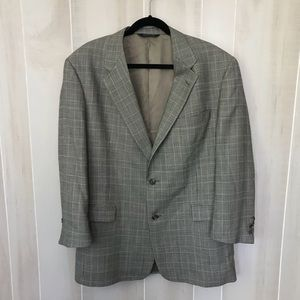 Men's Burberry blazer 44R